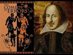 Renaissance Plays 32: The Comedy of Errors : Plot Summary