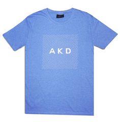 All Kings Die - Heather Tri-Blend Blue    #streetwear #tees  #fashion #menswear #summer #independent #clothing #designer #hiphop #skateboarding