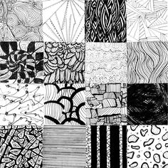 """DHE 161 Project 2 Texture  Natalie Lutz Spring Term 2015 8""""x8"""" Ink on Bristol"""