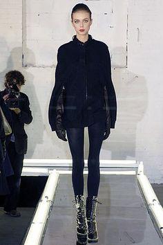 Alexander Wang Fall 2007 Ready-to-Wear Fashion Show - Carol Sippel