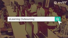 Does Outsourcing eLearning/Online Training development Make Sense?  Why and how to outsource online training or eLearning development services? Outsourcing has become an indispensable part of an organization. It is no more an alternative to save money, but an essential option to break through the road blocks an organization comes across while carrying a business. It becomes quintessential when it comes to eLearning and online training.