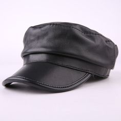 dfdc8b7d Mens Womens Sheepskin Beret Baseball Caps Fashion Outdoor Winter Warm  Windproof Adjustable Hats is hot sale on Newchic Mobile.