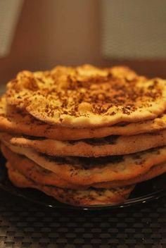 Spiced Egyptian flatbread, yum!!
