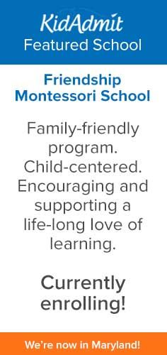 #SchoolOfTheDay Friendship Montessori is accepting applications