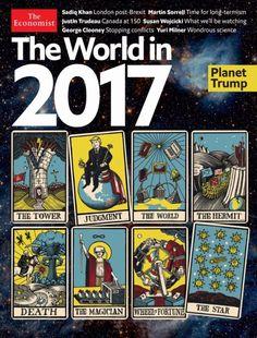 3ème MAJ: Le journal The Economist nous souhaite une Bonne année 2017 = n'annonce rien de bon !!!