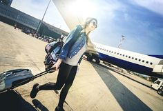 How to Fly Like a Pro #travetips