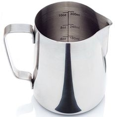 Stainless Steel Milk Frothing Pitcher - with Measurement ... https://smile.amazon.com/dp/B00RM2JLW2/ref=cm_sw_r_pi_dp_x_RwoqybSPS7BX7