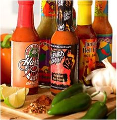 Hot Sauce Subscription & Other Manly Gifts