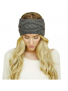 Cheap hair barrette, Buy Quality apparel accessories directly from China headband accessories Suppliers: Headpiece Womens Girls Winter Warm Hair Barrettes Apparel Accessories Headband Female Hat Skiing Cap Knitted Empty Skull Beanie Ear Warmer Headband, Head Wrap Headband, Knitted Headband, Headband Hair, Fall Headband, Winter Headbands, Yoga Headband, Turban Headbands, Lace Headbands