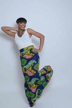 african fashion African Print Skirt, African Print Fashion, African Fabric,  Fashion Prints, 48fa324c0386
