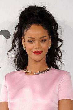 5 Rihanna Frisuren lieben Sie Ihren gewohnten Look | Mode