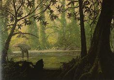 Albertosaurus by Doug Henderson