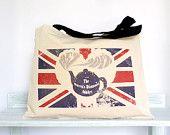 Queen's Diamond Jubilee, Canvas Bag