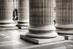 Piliers дю Пантеон, Париж