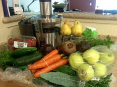 Beginner Juicing Tips
