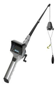 Fuzion Fish Eyes Rod and Reel- reel with an underwater camera on it!,
