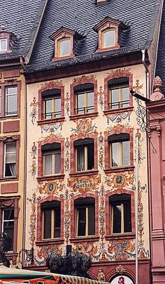 Löwen Apotheke, Mainz, Germany