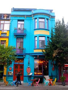 The Kybele Hotel in the Sultanahmet District