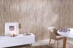 Lambris PVC, MDF : 20 modèles - Côté Maison Decoration, Divider, House Design, Flooring, Curtains, Table, Room, Furniture, Mini