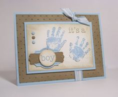 This would be fun to make a digi of your own baby's handprints and use that!!!