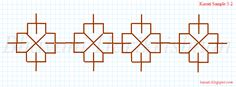 Kasuti Embroidery Tutorial: Free Online Kasuti Embroidery Tutorial Sample 3.2 ...