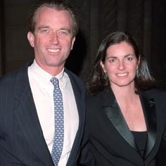RFK Jr with his then wife Mary Richardson Kennedy The Ugly Truth, Wealth, Jr