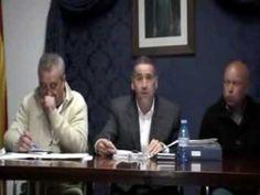 Sesiòn plenaria ordinaria del Excmo. Ayuntamiento de Montejaque.  http://montejaque.es