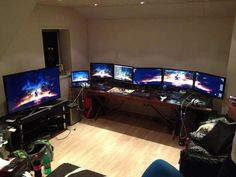 It's Setup Saturday/Sunday! Rasmus J is ready to play Battlefield on FOUR…