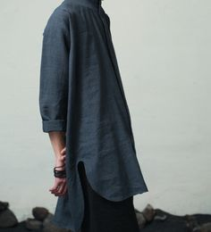 collections 6 www. Japan Fashion, Look Fashion, Mens Fashion, Fashion Design, Fashion Trends, Haut Kimono, Top Hairstyles For Men, Looks Style, My Style