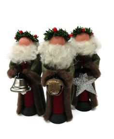 Trending Christmas Gifts For Teens Ghost Of Christmas Present, Christmas Gift For Dad, Christmas Makes, Christmas Crafts, Country Christmas, Primitive Christmas, Retro Christmas, Christmas Christmas, Christmas Ideas