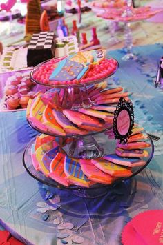 Hostess with the Mostess® - Alice in Wonderland Inspired Bat Mitzvah