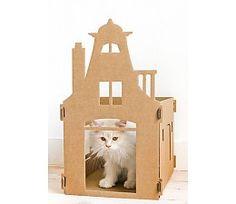 Dutch cat house