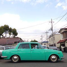 TOYOTA CORONA RT-40 お気に入り車両No.1 !