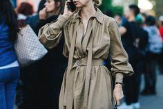 Streetstyle на Неделе моды в Париже. Часть 2