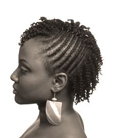 How to do Flat Twist Cornrows Hairstyle - Best Cornrow Hairstyles New Short Hairstyles, Black Women Hairstyles, Braided Hairstyles, Short Haircuts, Hairstyles 2016, Medium Haircuts, Beautiful Hairstyles, Layered Haircuts, African Hairstyles
