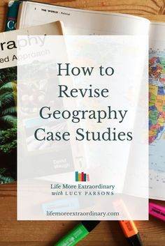 How to Revise Geography Case Studies Geography is an amazing subject but it can be overwhelming. I thought I'd share some of my top tips on how to revise geography case studies. via Parsons Gcse Geography Revision, Gcse Science Revision, Revision Tips, Revision Notes, Teaching Geography, Teaching History, Study Notes, History Education, French Revision