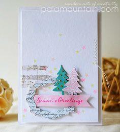 Random Acts Of Creativity / Christmas cards aplenty