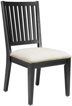 Martha Stewart Living™ Larsson Side Chair  Dine in Fine Style with a New Dining Chair from Martha Stewart Living™  Item # 01280