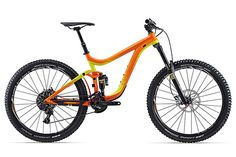 2015 Giant Reign 27.5