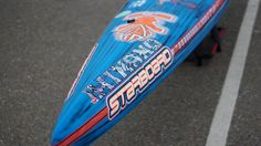 used 2015 Starboard Allstar 14x23 Carbon Sandwich Distressed Mullet  in Sacramento, CA $1850