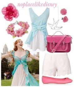 Disney bound Giselle