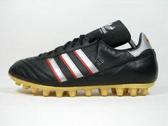vintage ADIDAS TANGO SUPER Football Boots uk 8 rare OG 1982 ESPANA made Austria   eBay