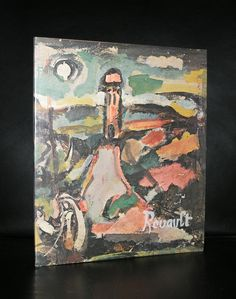 Artist/ Author: Georges Rouault Title : Rouault Publisher: Galerie Beyeler Number of pages: 62 pages plus cover Text / Language: french, german text inlay Measurements: 11.8 x 9.8 inches Condition: ne