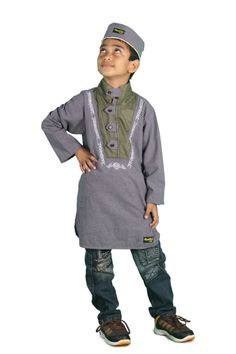 chavitakidz busana muslim anak laki