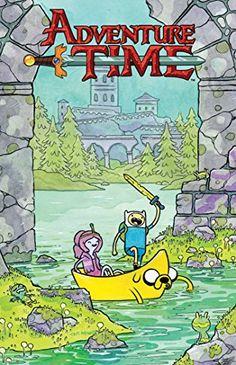 Adventure Time Vol. 7 by Ryan North http://www.amazon.com/dp/1608867463/ref=cm_sw_r_pi_dp_ANxXwb0K9FD99