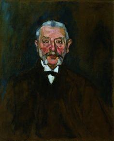 Amedeo Modigliani Portrait of the Engraver Weil
