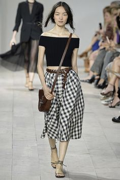 The 10 Runway Trends You'll Be Wearing This Spring: Michael Kors Spring 2015
