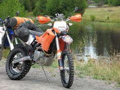 2011 KTM 530 EXC-R... I need one of these ;-)