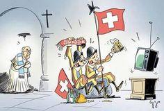 La broma del Vaticano: Francisco vs. La Guardia Suiza | Papa Francisco, Mundial Brasil 2014, Humor