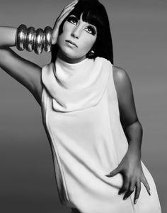 Cher. #Avedon